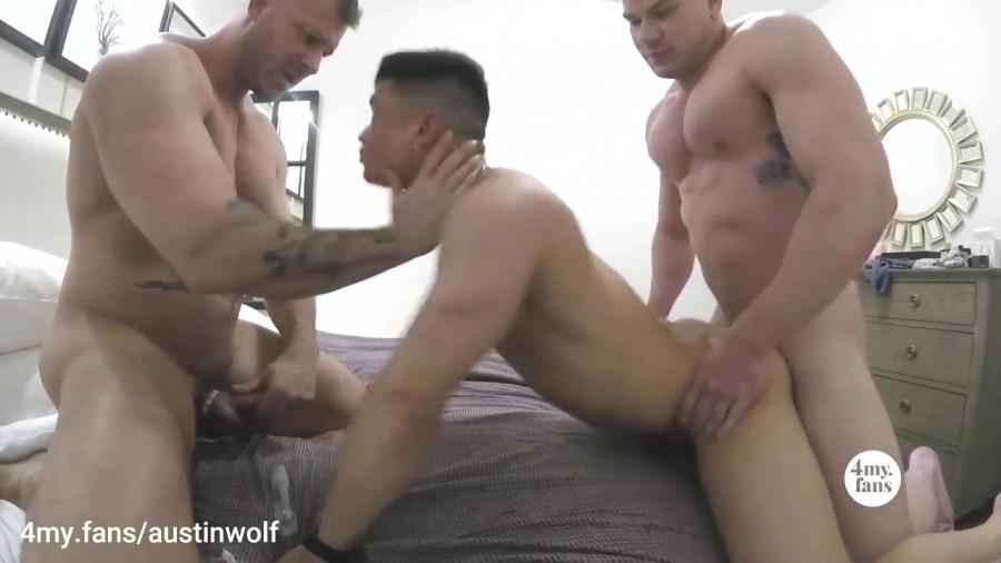 4MyFans - Austin Wolf, Atlxci, Muscle Asian