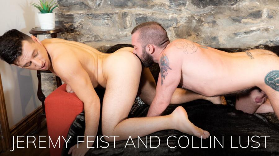 BarebackThatHole - Jeremy Feist and Collin Lust