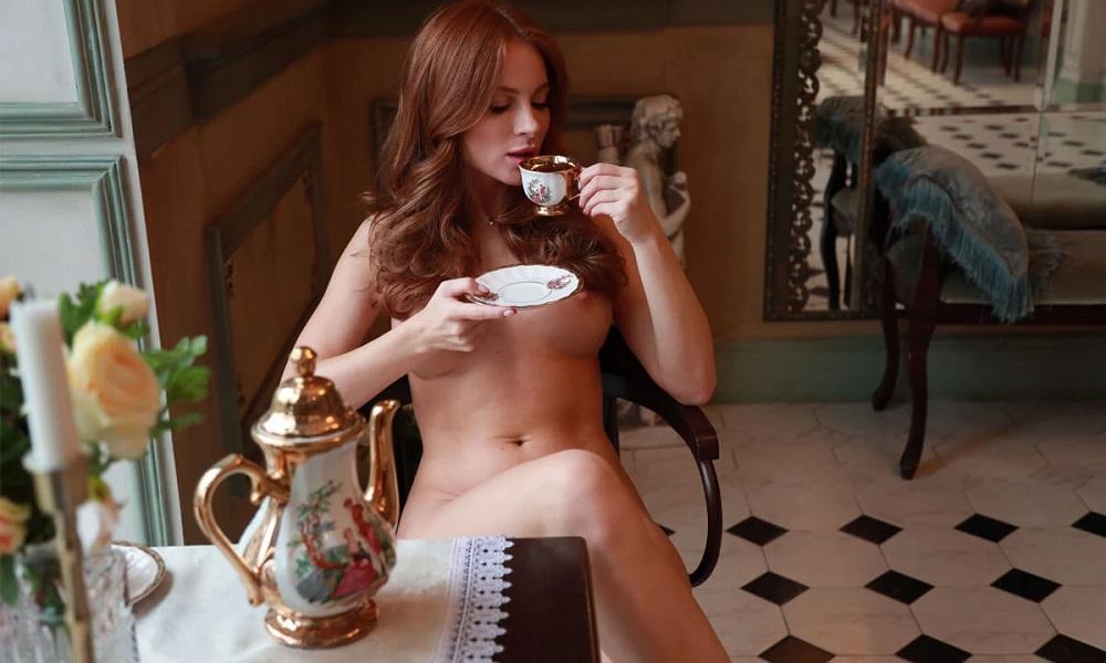 Tea for Two, ChantalQ, 09 September, 2021, 3d vr porno, HQ 2900