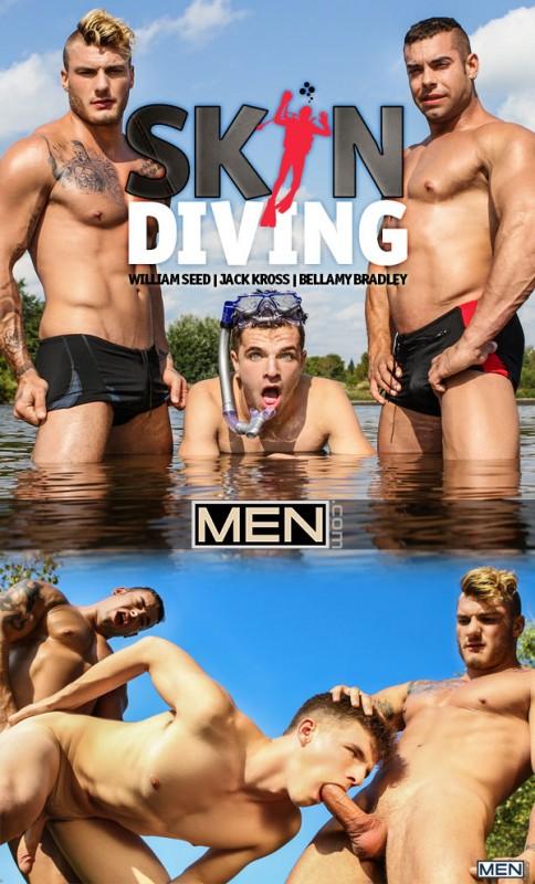 MEN - Skin Diving - Bellamy Bradley, Jack Kross & William Seed