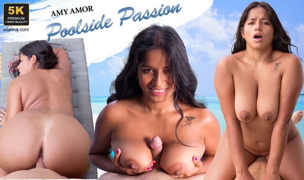 Poolside Passion, Amy Amor, Sep 20, 2021, 3d vr porno, HQ 2650