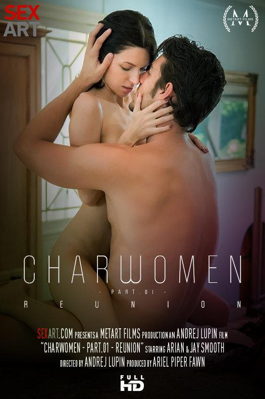 Arian in Arian (Charwoman Part 1 - Reunion ) - MetArt - SexArt
