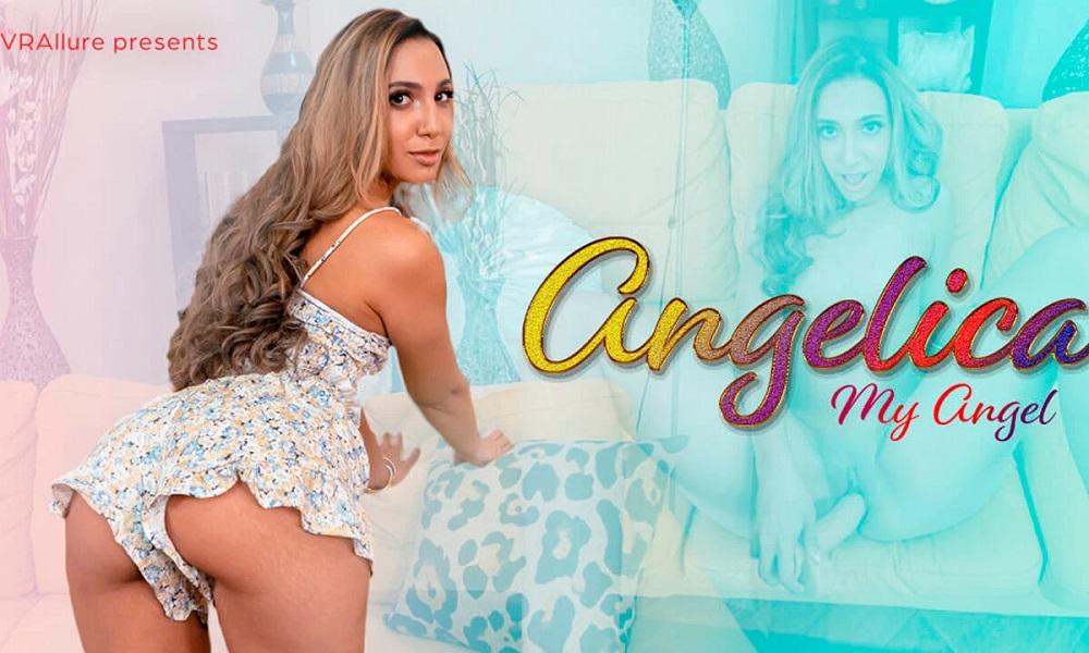 Angelica My Angel, Angelica Cruz, 25 July, 2021, 3d vr porno, HQ 3840