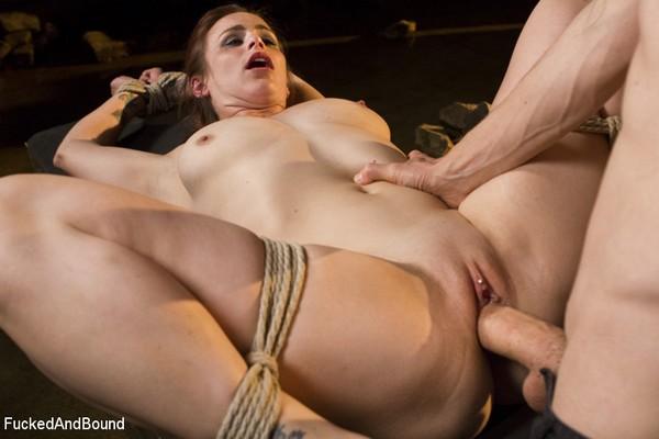 Bella Rossi - BDSM and Rough Sex - Trapped Slave (HD 720p)