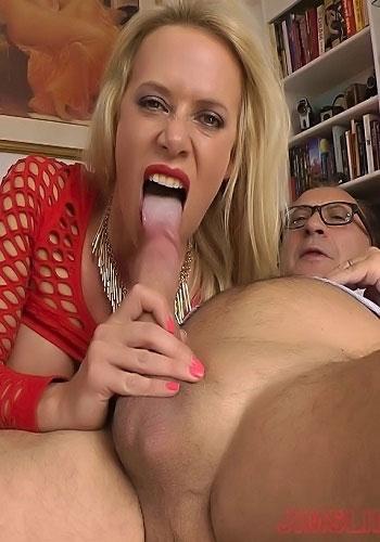Sasha Steele - From Secretary To Cheap Slut - JimSlip - 01/29/16 - HD 720p