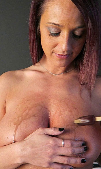 Nikki Sims Nice big tits - Popsicle - 02/05/16 - FullHD 1080p