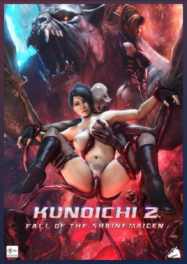 Kunoichi 2 beastly bacchanalia detailed review vicious 10