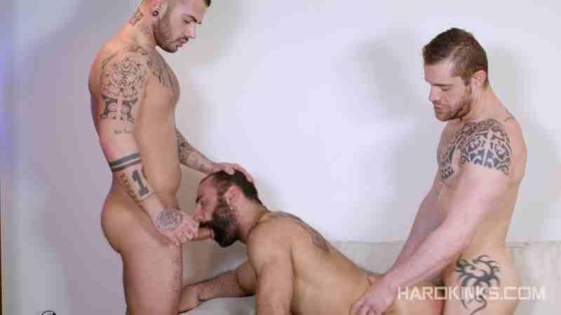 HardKinks – Bearded Plaything (Aday Traun, Isaac Eliad, Paco)