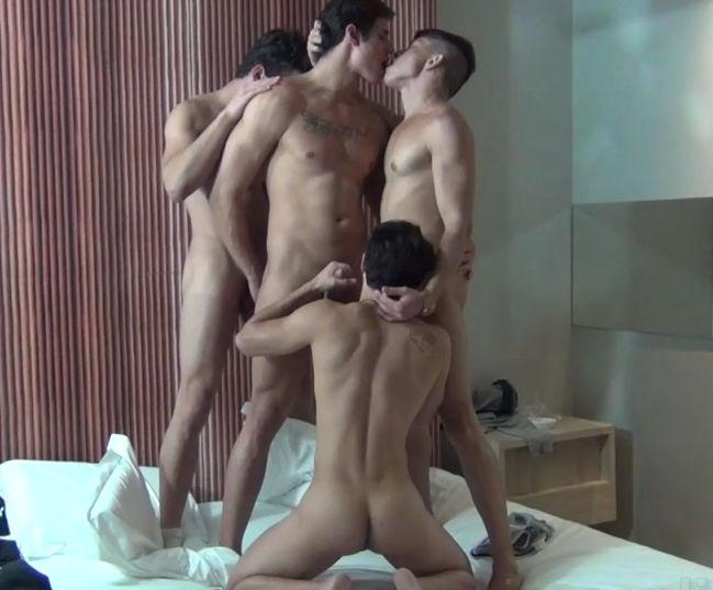 MIO – Hugo, Lukas, Juan & Jonathan
