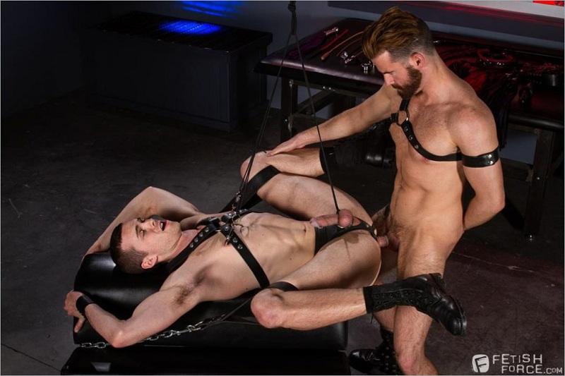 FetishForce – Hangin' Hardcore (Brandon Moore & Brendan Patrick)