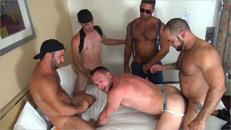 RawFuckClub – Hans Berlin Gets Gang Banged (Alex, Alejandro Fusco, Brett Bradley, Hans Berlin & Trey…