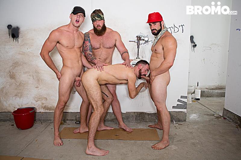 BroMo – The Rednecks Part 4 (Jaxton Wheeler, Brandon Evans, Aaron Bruiser & Brendan Patrick)