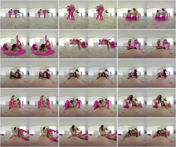 Horny Study Group, Alexis Crystal, Timea Bella, 2016-07-10, 3D VR porno, UltraHD, 1440p