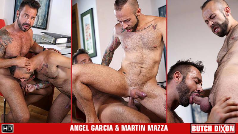 ButchDixon – Angel Garcia & Martin Mazza Bareback