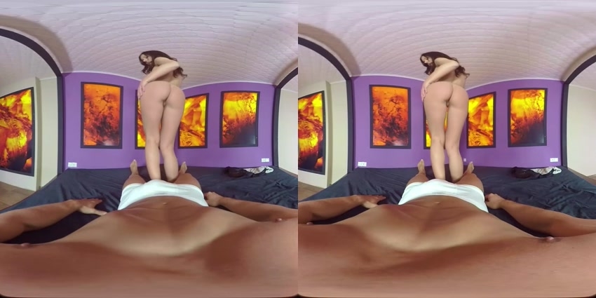 Call Girl On Fire, Regina Crystal, February 25, 2016, 3d vr porno, UltraHD, 1440p