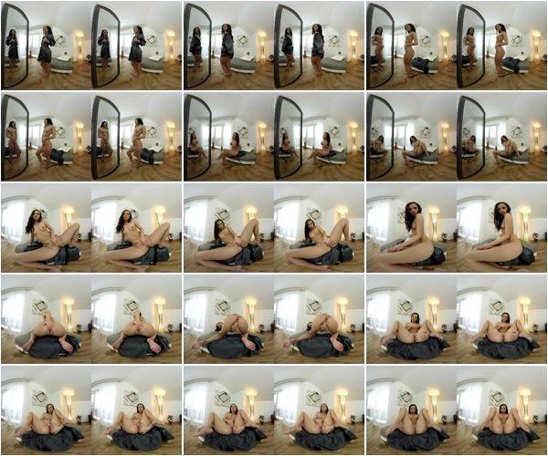 Kristy's Mirror Play, Kristy Black, Apr 20th 2016, 3d vr porno, UltraHD, 1920p