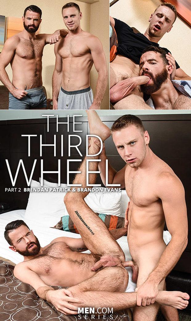 MEN – Brandon Evans fucks Brendan Patrick – The Third Wheel Part 2