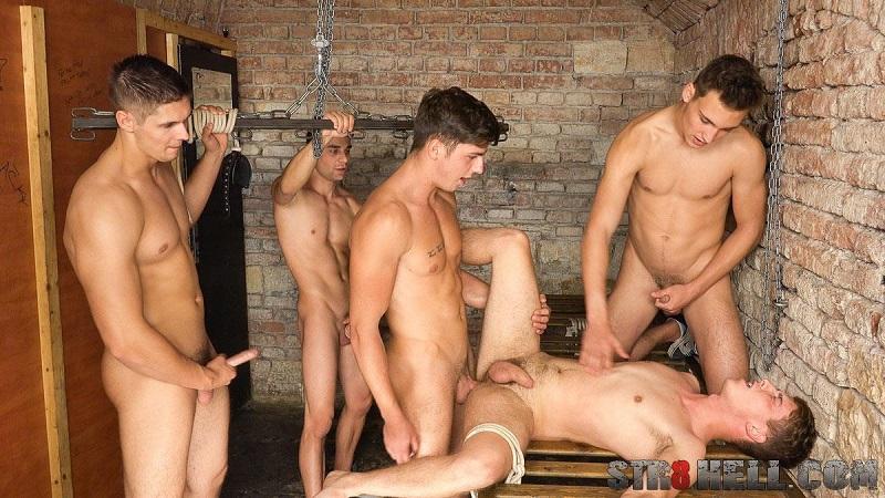 STH – Martin, Tomas, Romi, Mirek and Martin RAW – DUTY BOUND