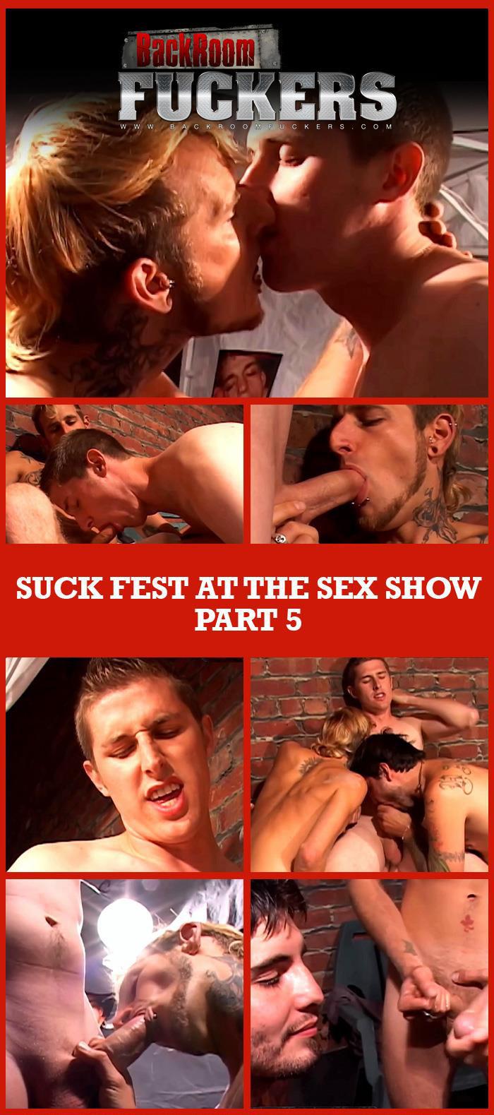 BRMF – Suck Fest At The Sex Show Part 5