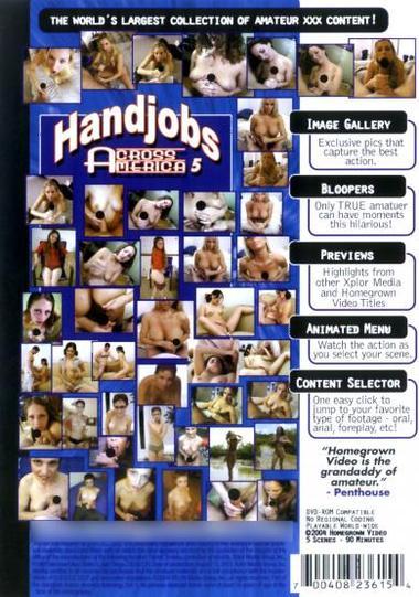 Handjobs Across America #5
