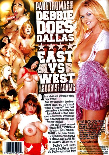 Debbie Does Dallas: East Vs. West