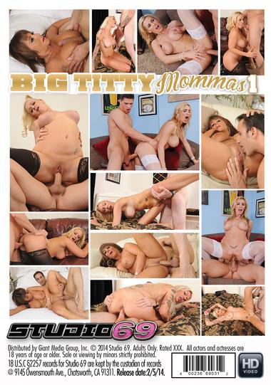 Big Titty Mommas #1