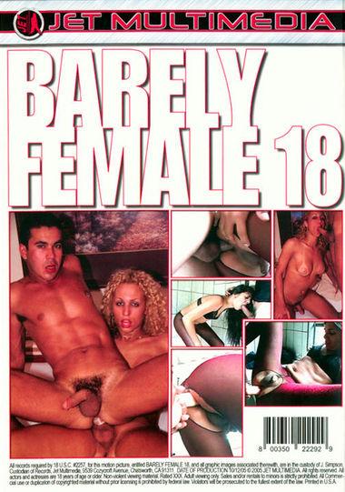 Barely Female #18