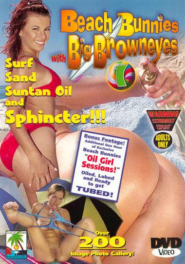 Beach Bunnies With Big Brown Eyes #1