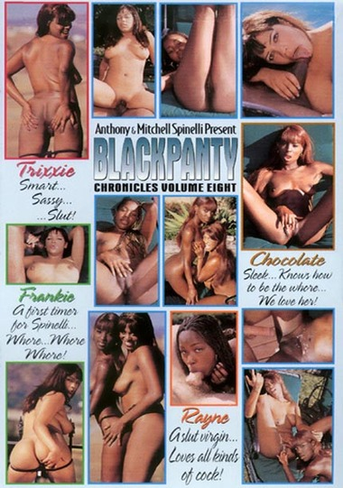Black Panty Chronicles #8