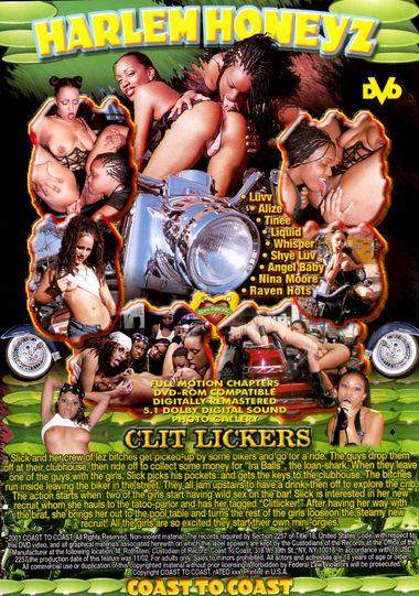 Harlem Honeyz #4: Clit Lickers