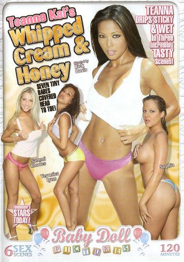 Teanna Kai's Whipped Cream and Honey
