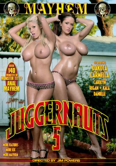 Juggernauts #5