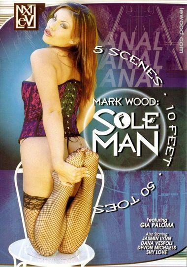Mark Wood's Sole Man