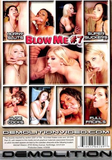Blow Me #7