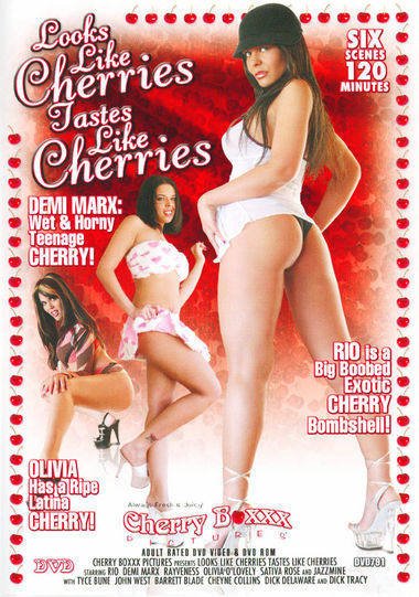 Looks Like Cherries, Tastes Like Cherries