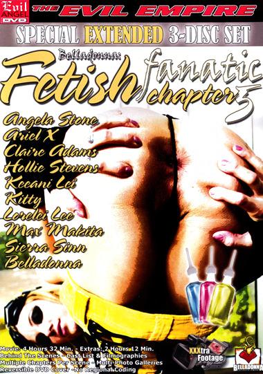 Fetish Fanatic #5 (part 2)
