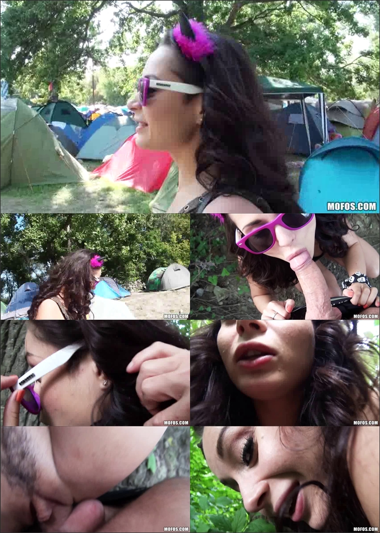 Public pick ups aurelly rebel festival chick takes the d 6