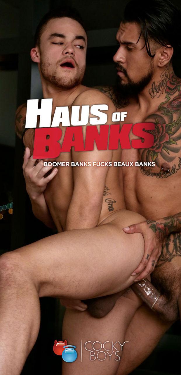 CB – Boomer Banks Fucks Beaux Banks