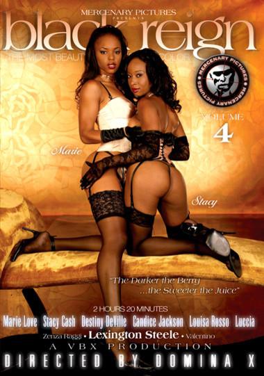 Black Reign #4
