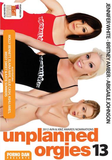 Unplanned Orgies #13