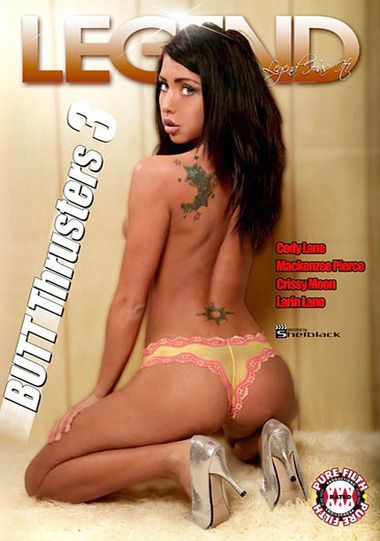 Butt Thrusters #3
