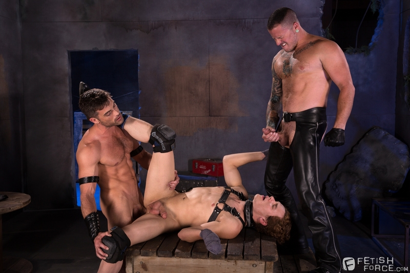 FF – Pig Puppy: Lance Hart, Micky Mackenzie, Max Cameron