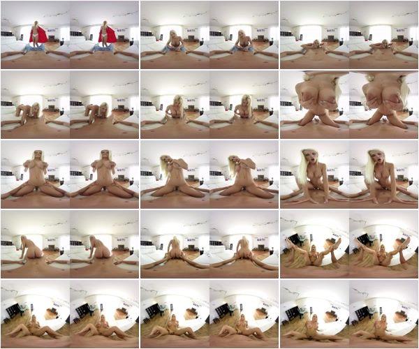 Seductive Foreplay, Blanche Bradburry, 2 January 2017, 3d vr porno, UltraHD, 1920p