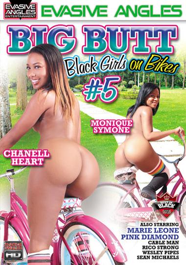 Big Butt Black Girls On Bikes #5