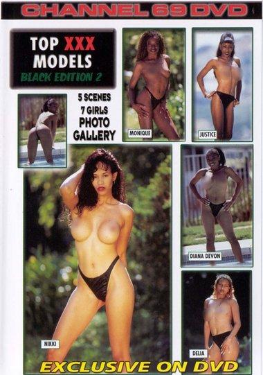 Top XXX Models: Black Edition #2