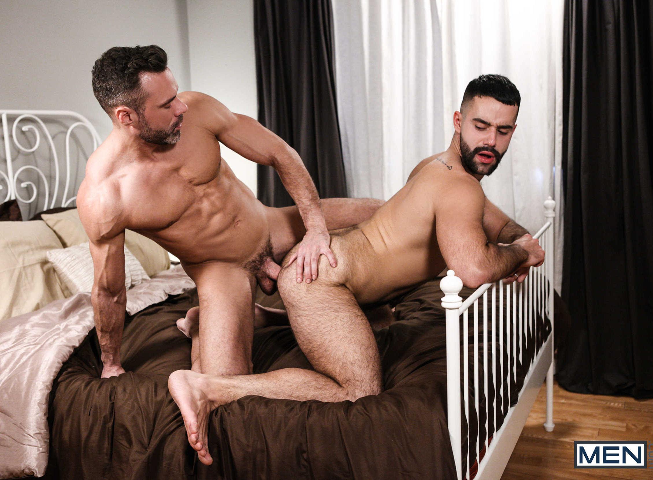MEN – Manuel Skye, Teddy Torres – Undercover Stripper Part 3