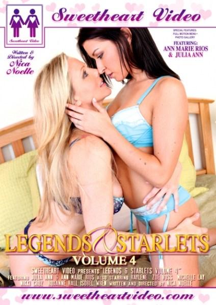 Legends & Starlets 4 (720p) Cover