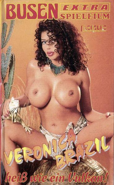 Veronica Brazil heiss wie ein Vulkan (1996) Cover