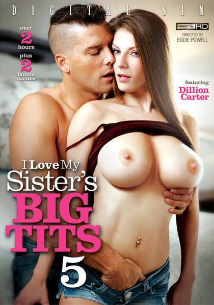 I Love My Sisters Big Tits 5 Cover
