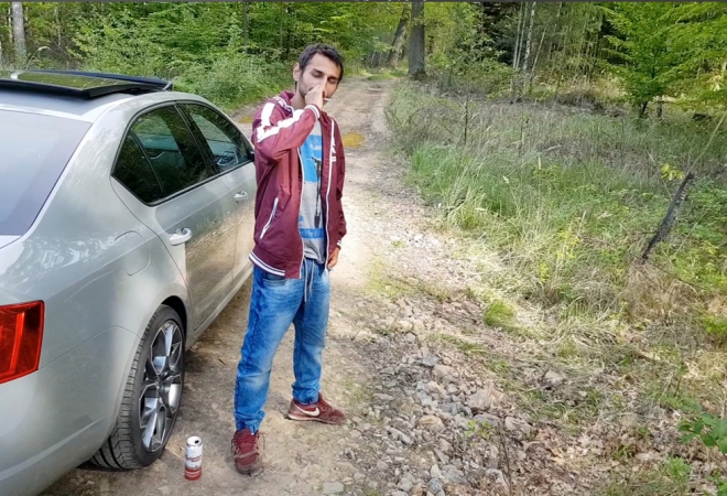 HBTv – Gypsy Football Player Marek Timek